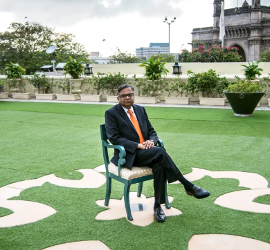How Tata's New Chairman Plans to Fix India's Biggest Company