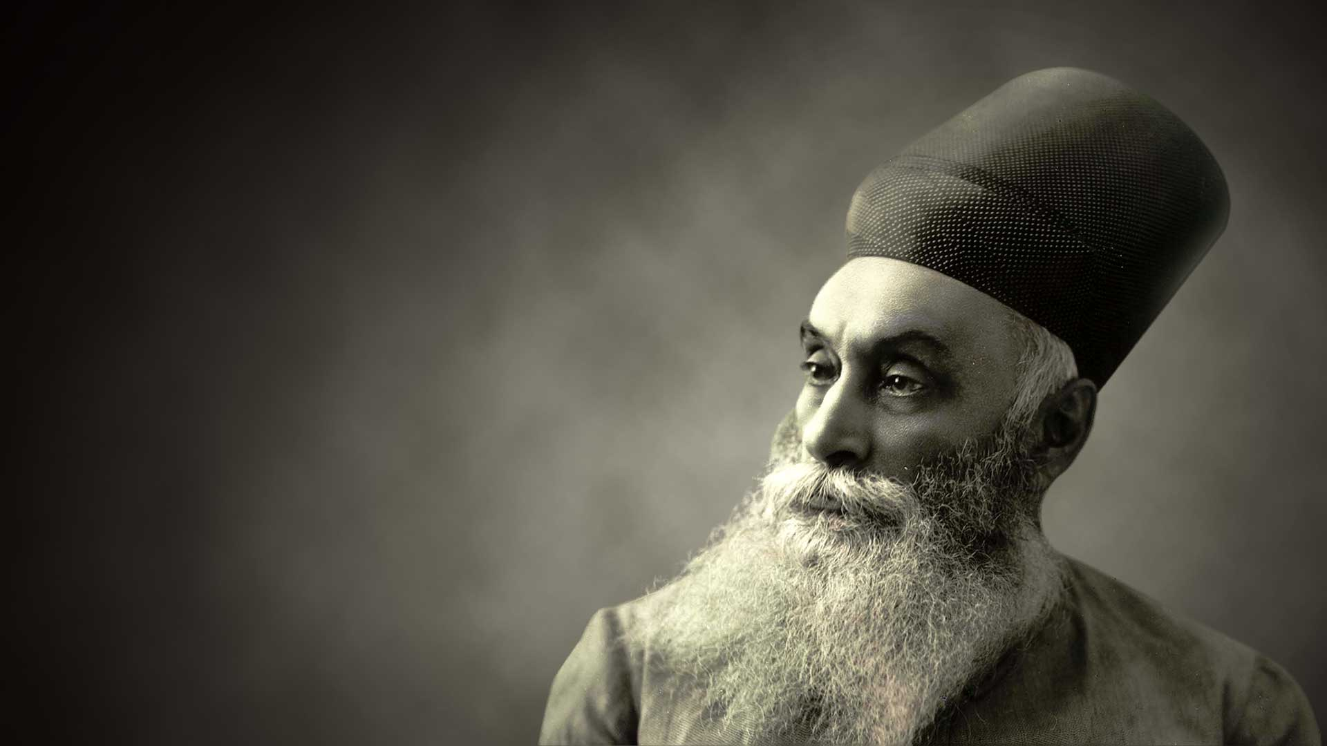 Tata group founder, Jamsetji Tata
