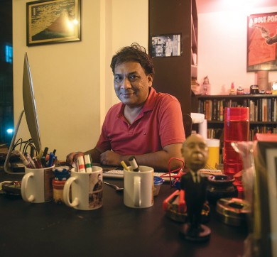 Arijit Biswas: The TCSer Who Wrote Andhadhun