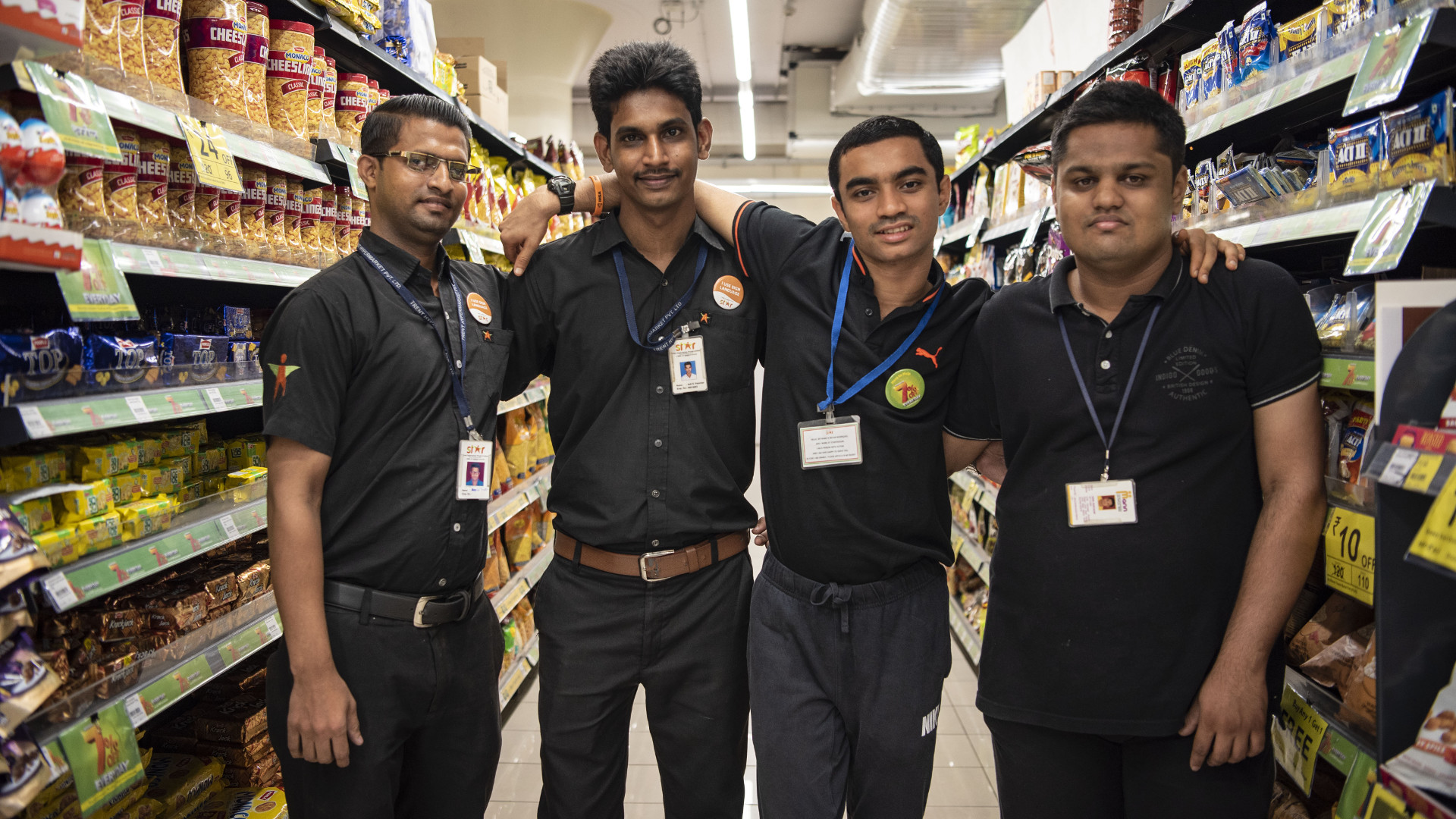 Diversity and inclusion at Trent Hypermarket