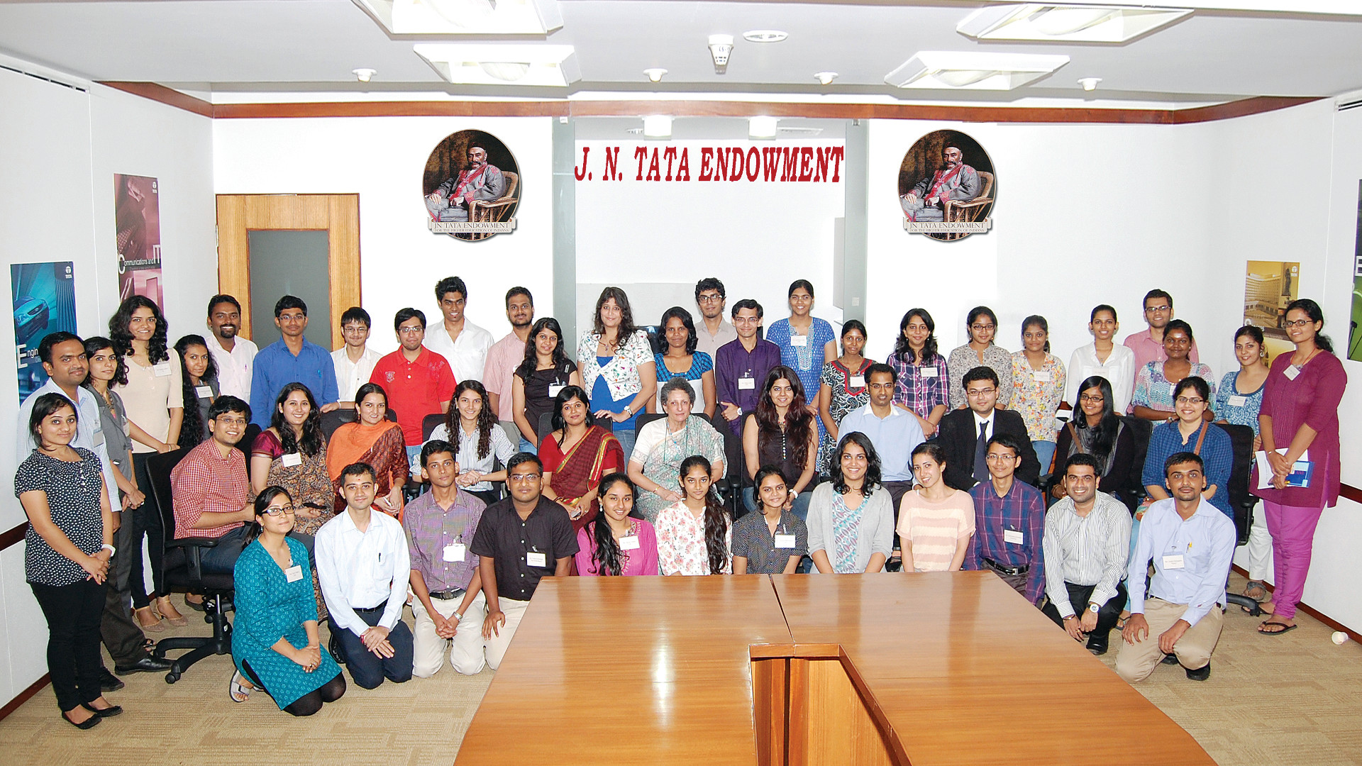 JN Tata scholars are some of the best and brightest