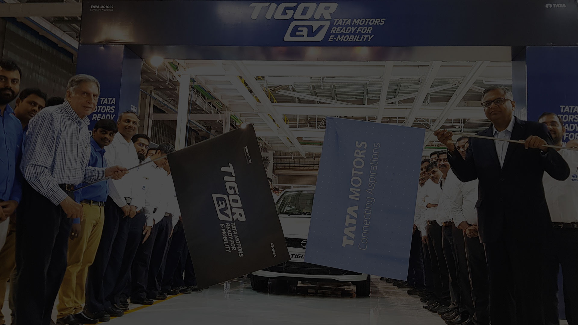 Tigor EV launch